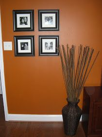 Behr Carmalized Orange New Color