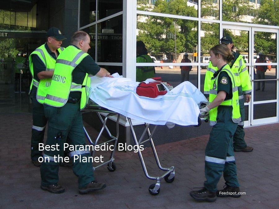 Top 30 Paramedic Blogs and Websites For Paramedics