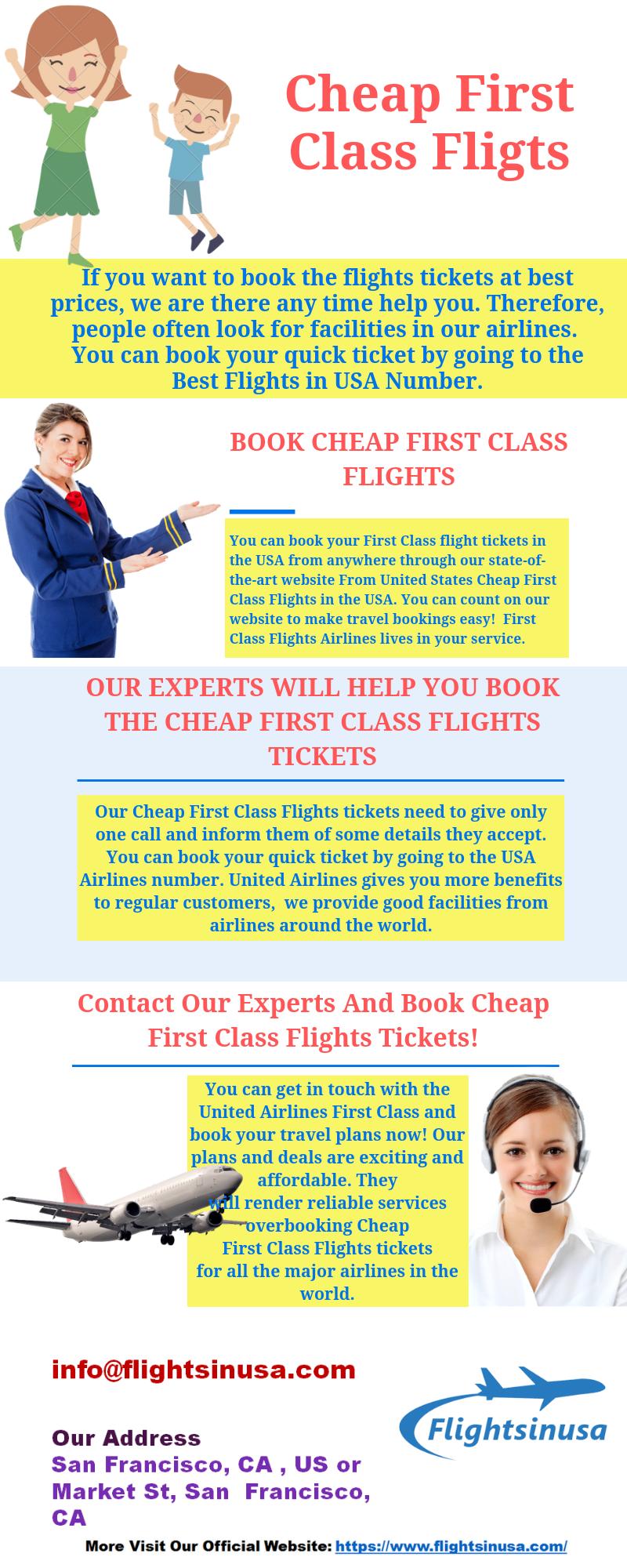 Cheap First Class Flights +1 888 213 1477 Cheap first