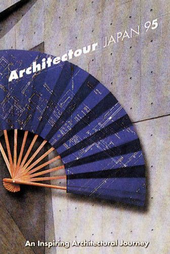 Architectour Japan '95: An Inspiring Architectural Journey Grid Design