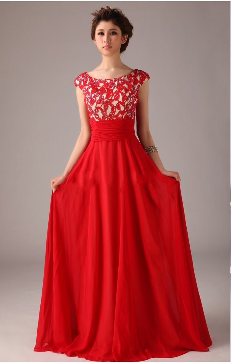 22 LOVELY RED PROM DRESSES FOR THE BEAUTIFUL EVENINGS | Sexy ...