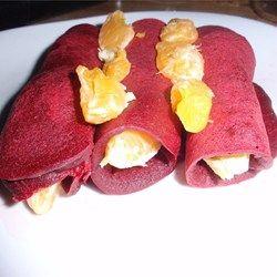Beetroot Pancakes Allrecipes.com