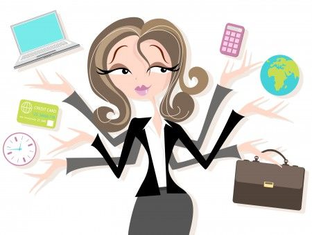 What Qualities Make An Administrative Assistant Stand Out From The - executive assistant