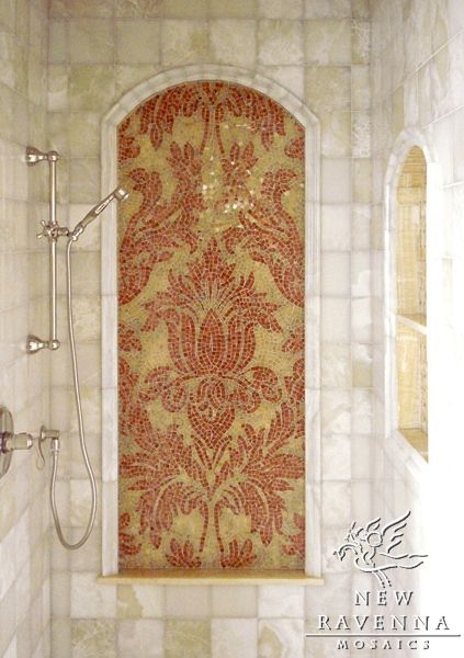another wow shower tile design