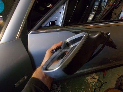 Volkswagen Passat Door Mirror Replacement Youtube آیینه خودرو Mirror Replacement Mirror Door Volkswagen