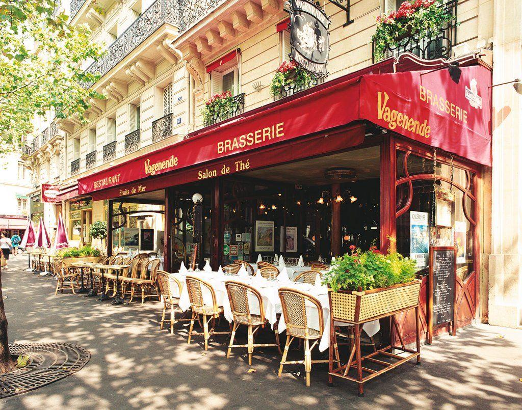 Paris Cafe In France Paris Bistro Paris Cafe Awning