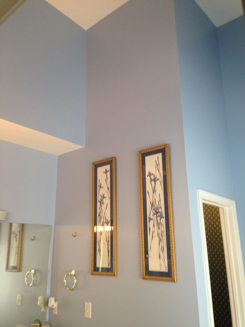 Sw Blissful Blue In Duration Matte Finish Www Integritypaintingservice Com 770 906 2266 House Paint Interior Interior House Paint Colors Paint Colors For Home