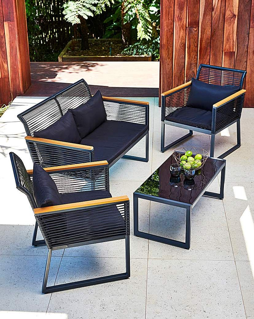 Skandi Coffee Set Outdoor Furniture Sets Interior Design Styles