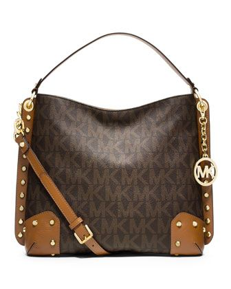 baad5c228a119f MICHAEL Michael Kors Medium Serena Shoulder Bag. | NO PAPER BAGS ...