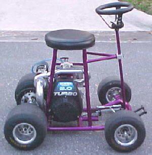 Turbo Barstool Racer