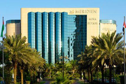 فندق مريديان مينا سياهي بيش ريزورت آند مارينا في دبي الإمارات العربية المتحدة Le Meridien Mina Seyahi Beach Resort Marina Beach Resorts Marina Dubai Dubai