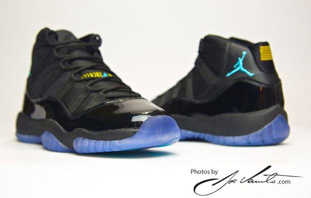 Air Jordan 11 GAMMA BLUE. The AJ 11 will never die.