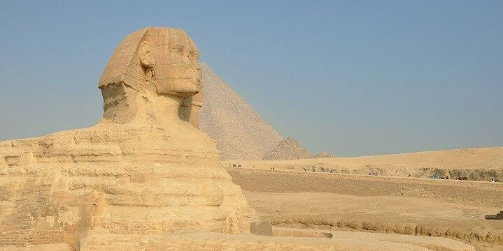 Great Sphinx, Lower Egypt