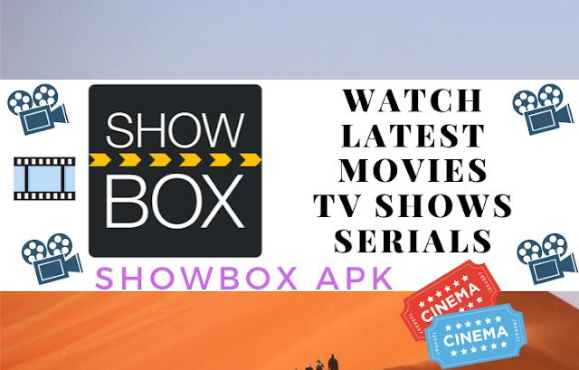 Showbox apk 2020 Latest Best Version v5.35 Download
