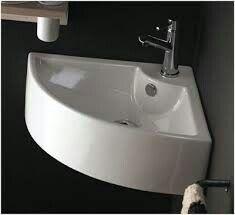 Ejemplo Lavamanos Pequeño Lavabo Esquinero Esquineros Para Baños Lavamanos