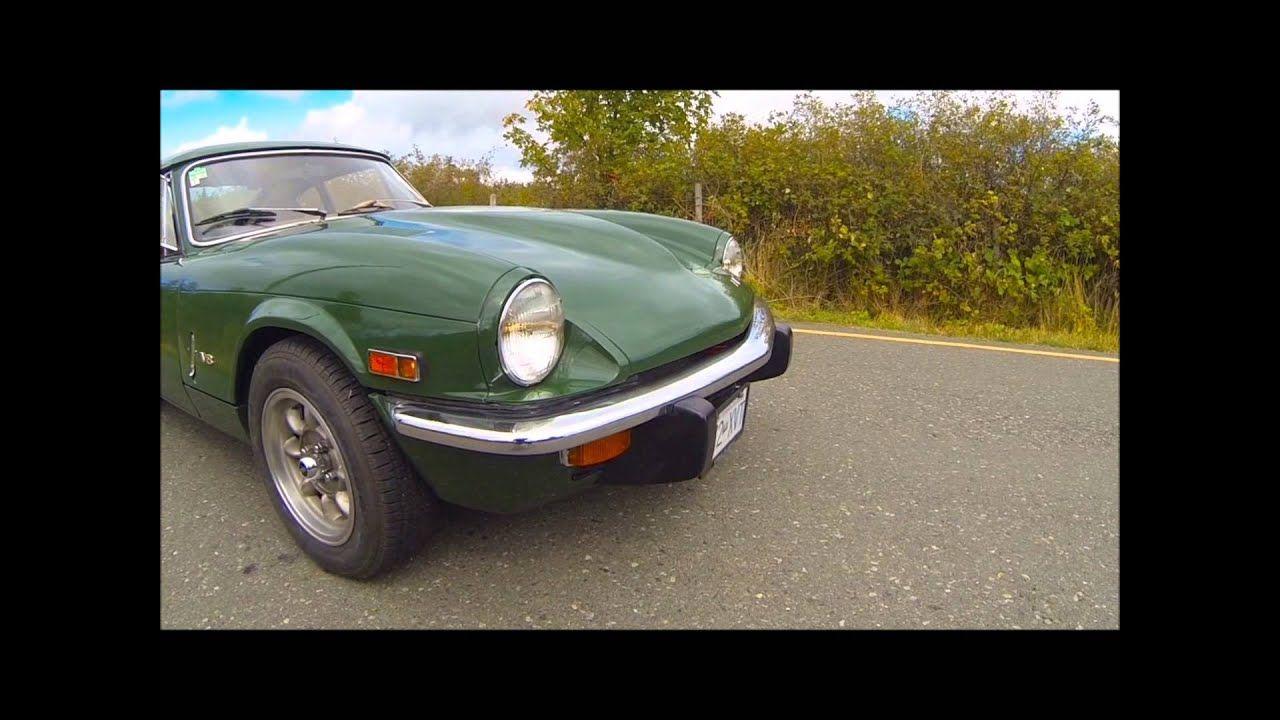Gt8 Video 001 Triumph Gt6 Vehicles Car Link