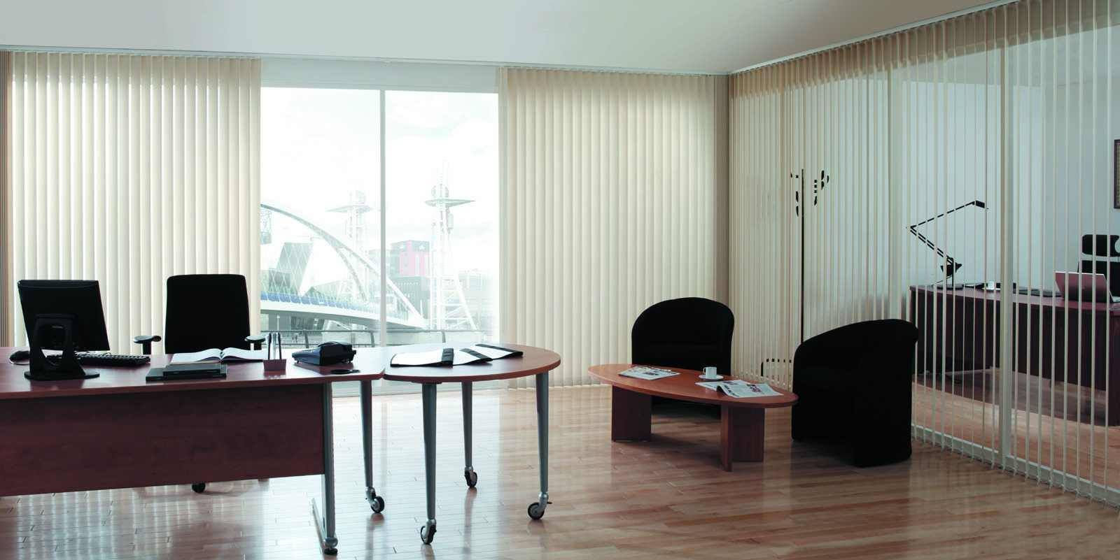 Smart Office Blinds