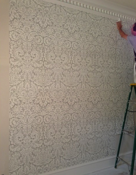 Love It Or Leave It The Return Of Damask Librairies