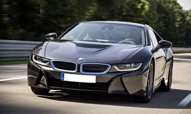 Bmw I8 Hybrid Sports Car May Go All Electric Bmw I8 Pinterest