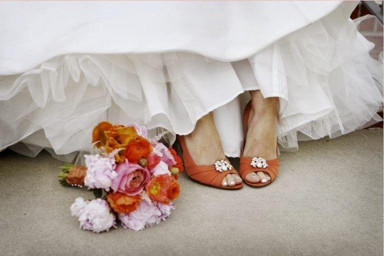 Increibles zapatos de novia | Moda y Tendencias