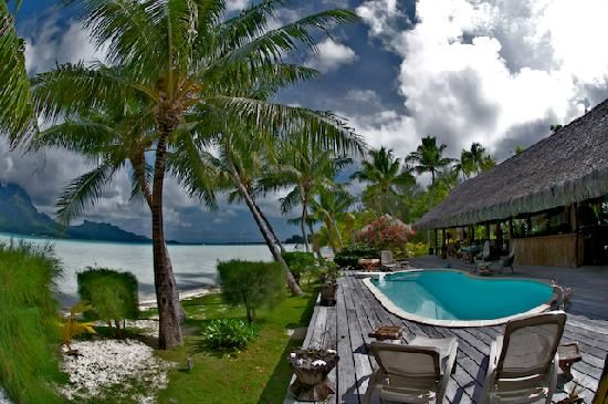 Eden Beach Hotel Bora Prices Resort Reviews French Polynesia Tripadvisor