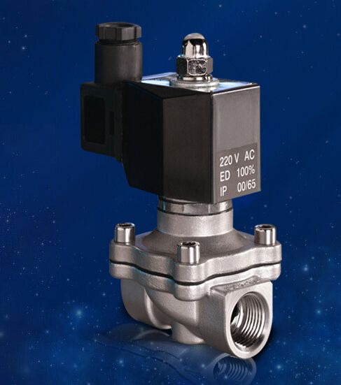 1 1 4 Inch Stainless Steel Electric Solenoid Valve Normally Closed Ip65 Square Coil Water Solenoid Valve Cool Things To Buy Stainless Steel Electricity