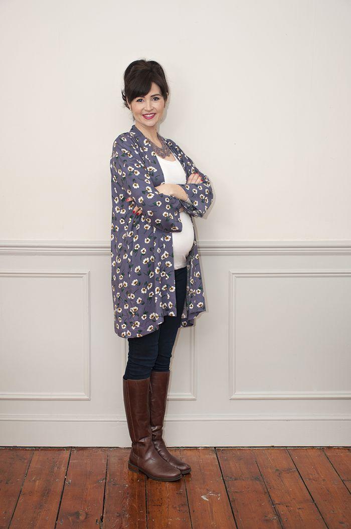 Kimono Jacket PDF Sewing Pattern   Nähen