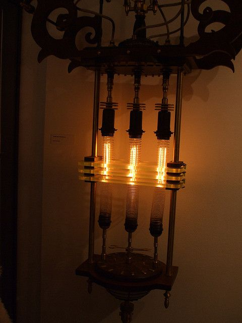 Three bar lamp by omylouse