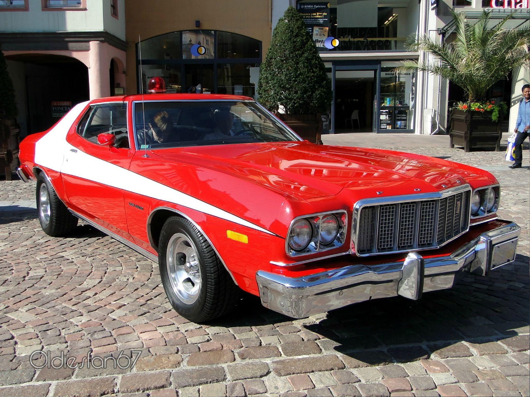ford gran torino 1976 starsky hutch automobiles pinterest voitures voitures et motos. Black Bedroom Furniture Sets. Home Design Ideas