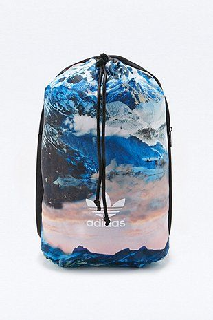 Adidas Originals Mountain Clash Backpack in Black - Urban Outfitters ... be16018347e78