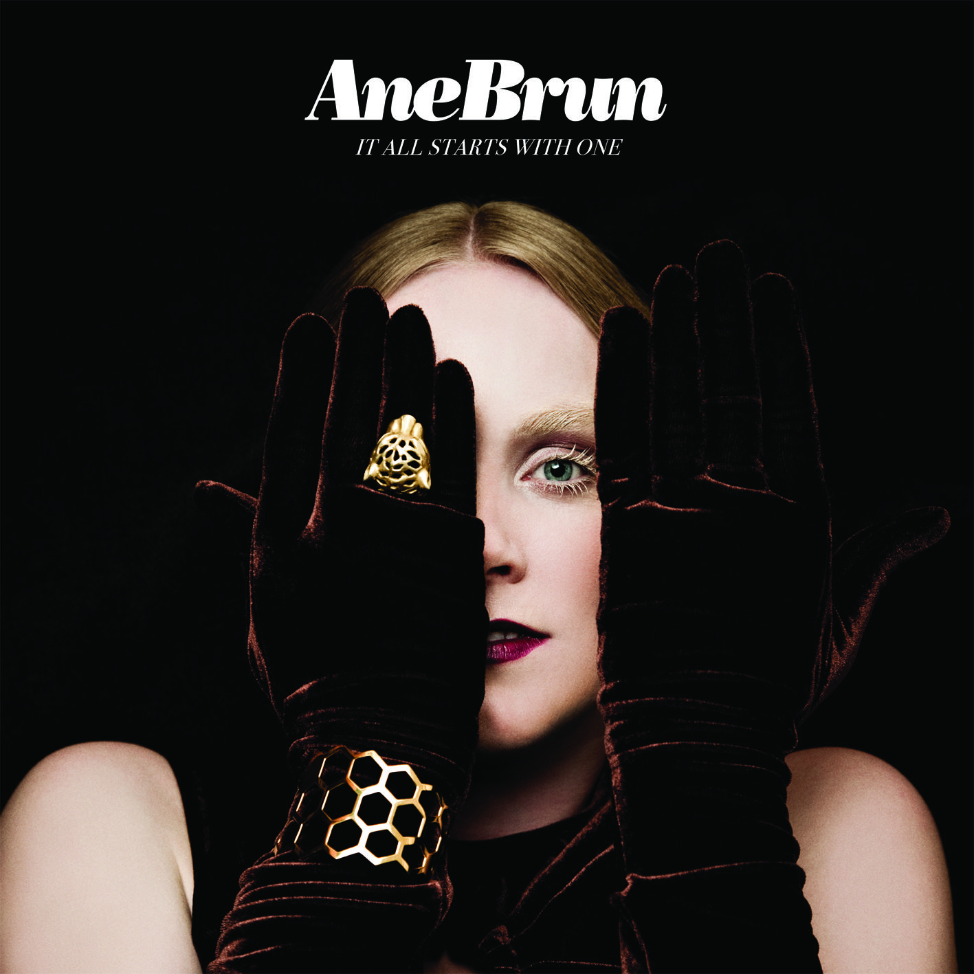 Ane brun it all starts with one music pinterest musicians