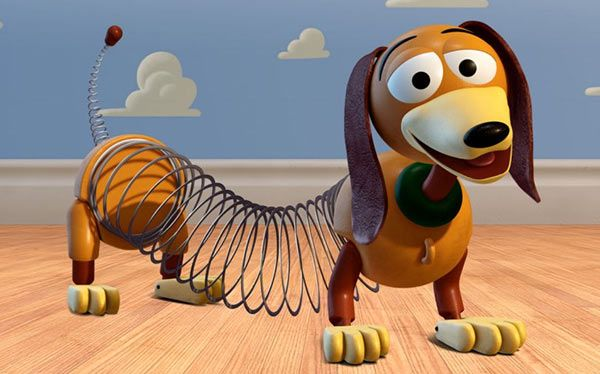 Diy Toy Story Slinky Dog Costume Toy Story Slinky Toy Story
