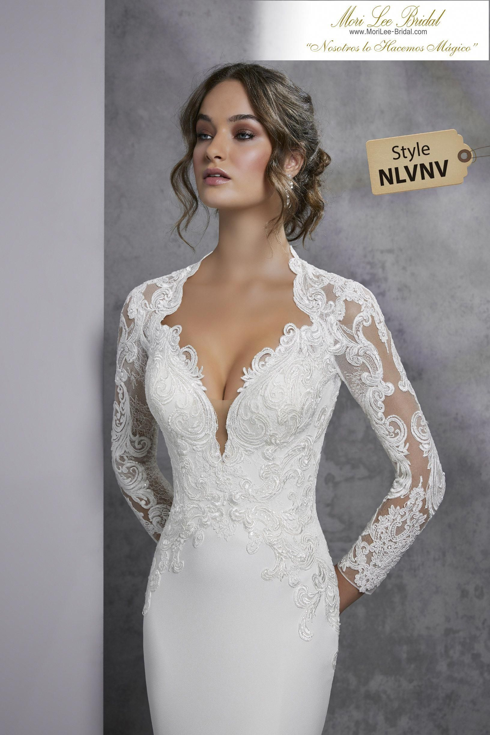 Idelene Comes With Detachable Modesty Bodice Available In Three Lengths 55 58 61 Silhoue Wedding Dresses Wedding Dress Long Sleeve Fitted Wedding Dress [ 2448 x 1632 Pixel ]