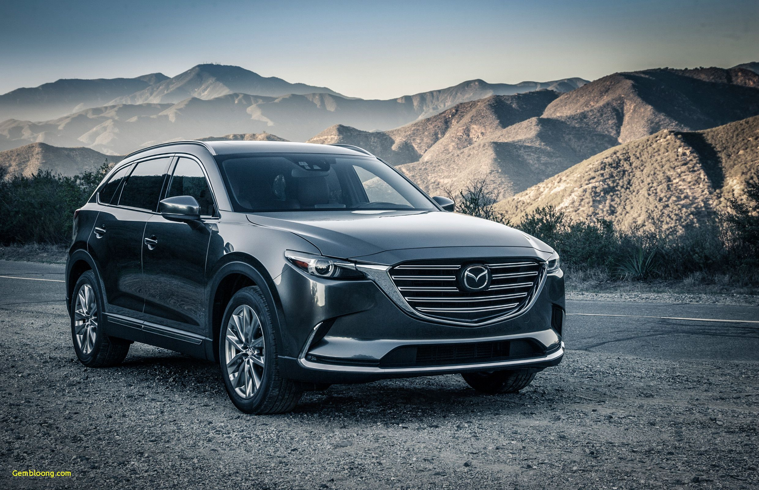 2018 Mazda Cx 9 Redesign Mazda Planning A New Mid Size Suv For 2021 Mazda Cx 9 Mazda Suv