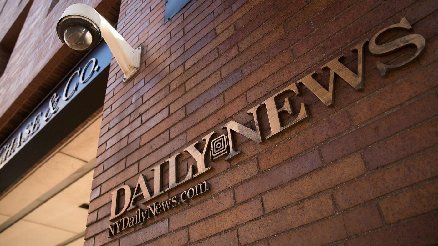 Tronc Slashes 'New York Daily News' Staff By Half New