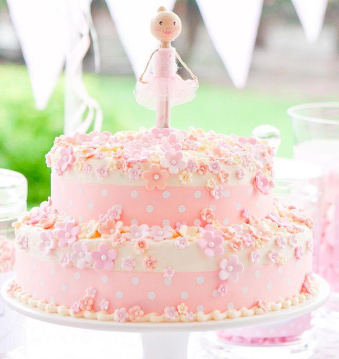 Ballerina Cakes For Your Tiny Dancer Mums Grapevine Ideas - Ballet birthday cake