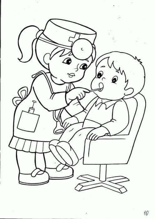dentista   PROFISSÕES   Pinterest   Dentistas, Temas escolares y ...