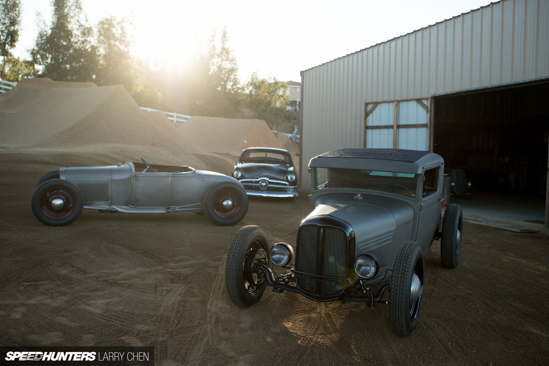 From Bmx To Hot Rods Heath Pinter S 28 Ford Speedhunters Hot