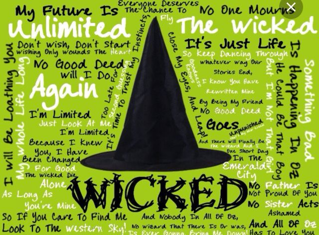Wicked Quotes!