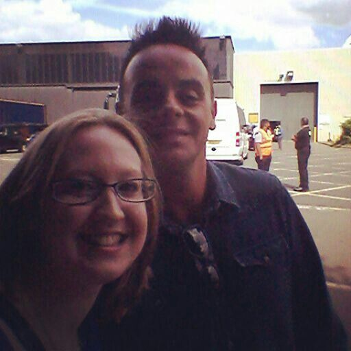 Me and ant best day of my life #takeawayontour