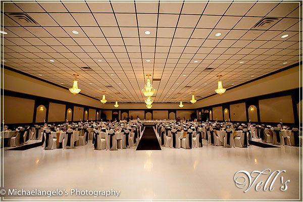Banquet Reception Hall, Vell's Party Center, Medina , Ohio
