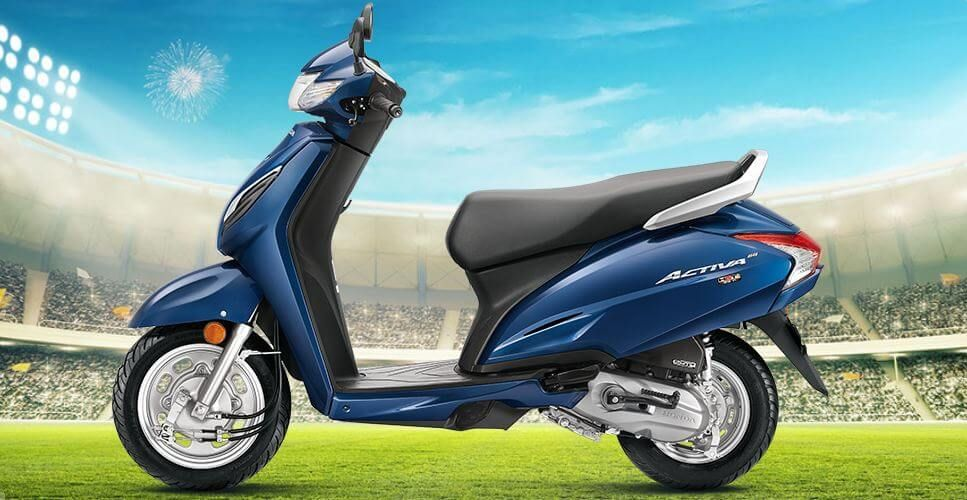 Honda Activa 6g Launched In India Price Specs Colors Mileage