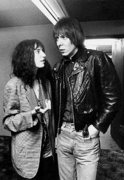 Fred and Patti