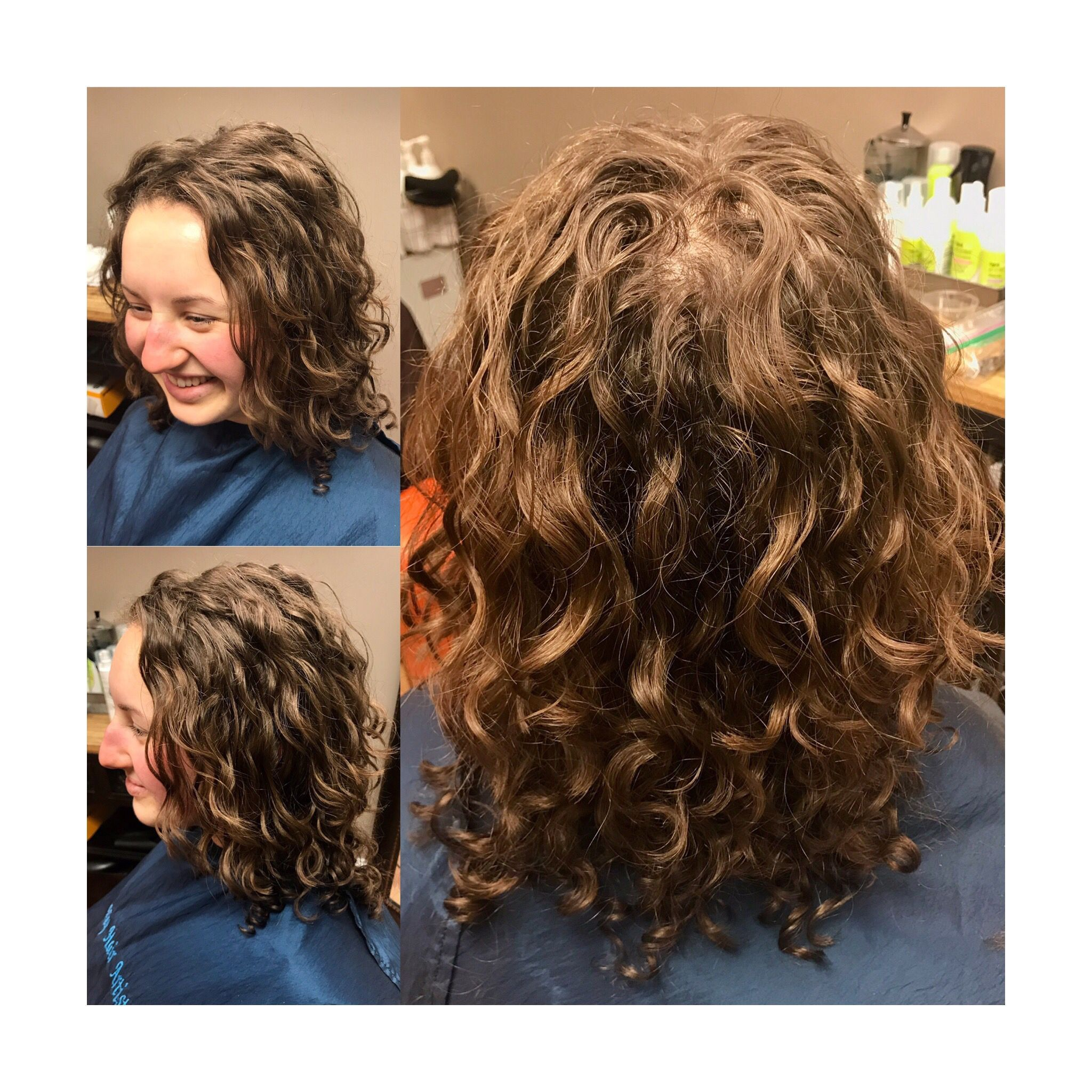 Pin On Hair Art By Andrea Bonawitz Color Cut Natural Curls