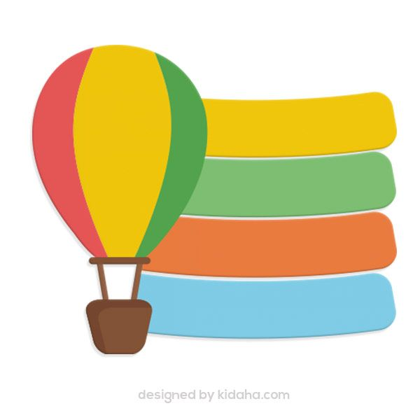 free balloon diagram clip arts for kids parents and teachers free rh pinterest com free download clipart school Wedding Clip Art Free Downloads