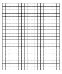 Elementaryprintablegraphpaper Printable Graph Paper Graphing Graph Paper
