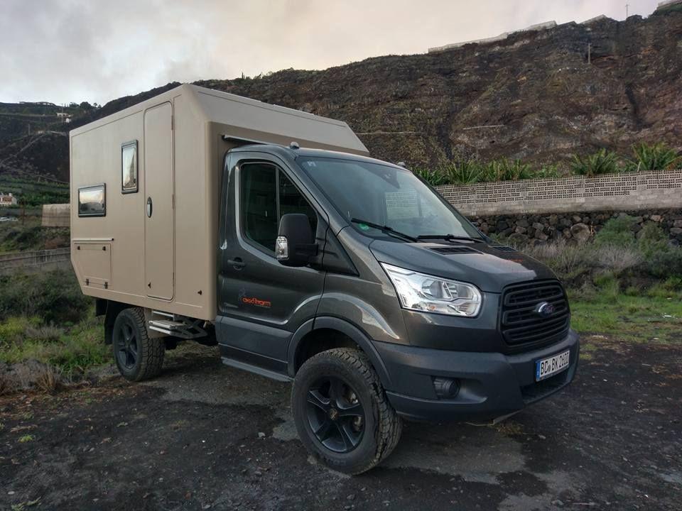 Ford Transit Expeditionsfahrzeug Fahrzeuge Wohnmobil