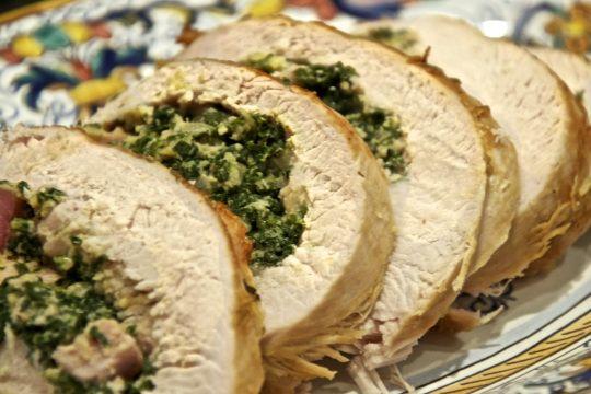 Rotolo di tacchino (Roast Turkey Roll)   Recipe   Turkey and Roasts
