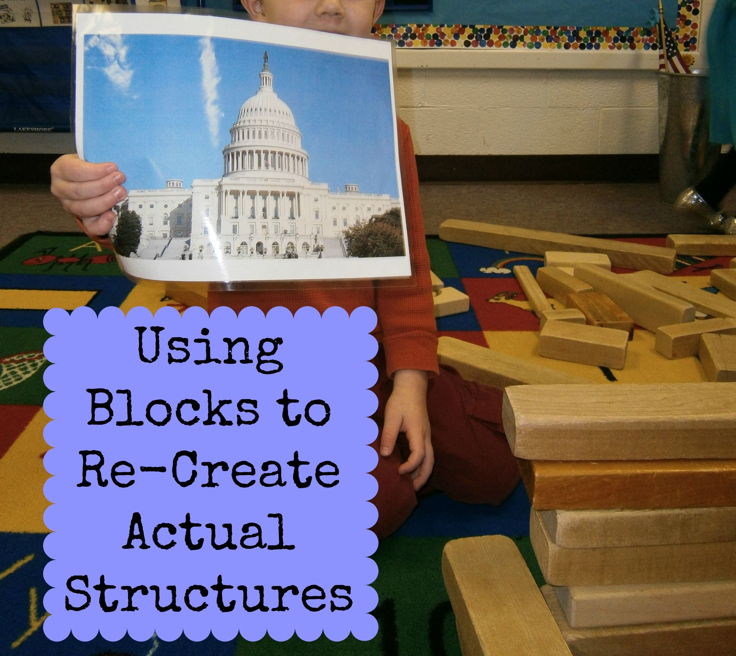 Building America S Future Stem Education Intervention Is: Recreating Real Structures With Blocks