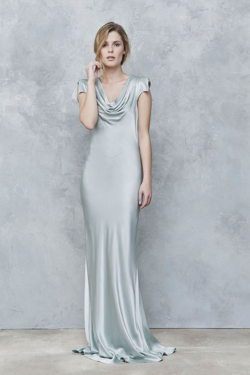 8e66d599b52 The latest Ghost collection is perfect for boho bridesmaids - Style 1611 Silk  Bridesmaid Dresses,